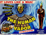 The Human Vapor - 1960 - Movie Poster