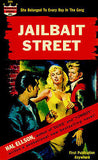 Jailbait Street - 1963 - Pulp Novel Cover Poster