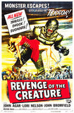 Revenge of the Creature - 1955 - Movie Poster