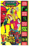 The Acid Eaters - 1968 - Movie Poster