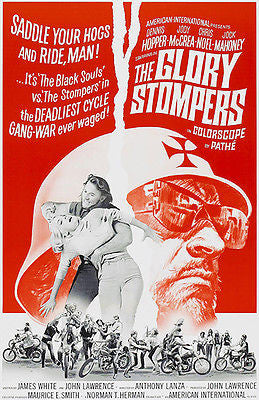 The Glory Stompers - 1967 - Movie Poster