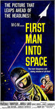 First Man Into Space - 1959 - Movie Poster