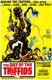 The Day of the Triffids - 1963 - Movie Poster