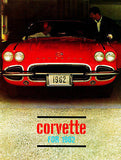 1962 Chevrolet Corvette - Promotional Advertising Poster