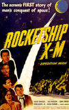 Rocketship X-M - 1950 - Movie Poster
