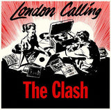 The Clash - London Calling - 1979 - Single Picture Sleeve Poster