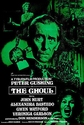 The Ghoul - 1975 - Movie Poster