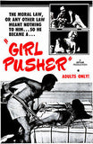 Girl Pusher - 1968 - Movie Poster