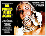 Dr. Phibes Rises Again! - 1972 - Movie Poster