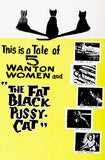 The Fat Black Pussy-Cat - 1963 - Movie Poster