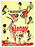 The Beautiful, The Bloody And The Bare - 1964 - Movie Poster