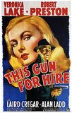 This Gun For Hire - 1942 - Movie Poster