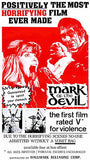 Mark Of The Devil - 1970 - Movie Poster