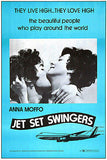 Jet Set Swingers - 1970 - Movie Poster