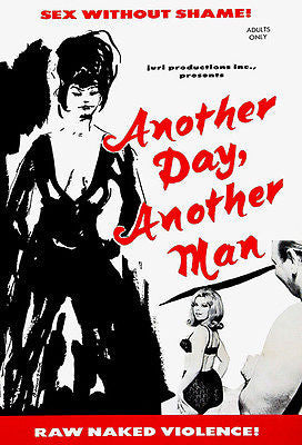 Another Day, Another Man - 1966 - Movie Poster