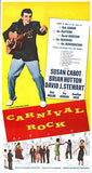 Carnival Rock - 1957 - Movie Poster