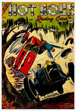 Hot Rods and Racing Cars #17 - 1951 - Comic Book Cover Poster