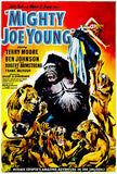 Mighty Joe Young - 1949 - Movie Poster