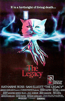 The Legacy - 1978 - Movie Poster
