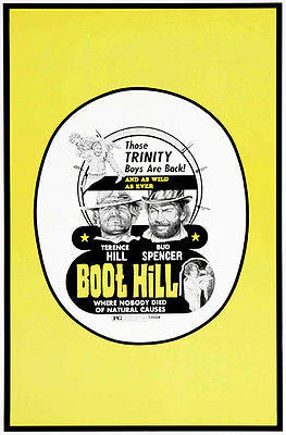 Boot Hill - 1969 - Movie Poster