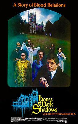 House of Dark Shadows - 1970 - Movie Poster Mug
