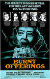 Burnt Offerings - 1976 - Movie Poster