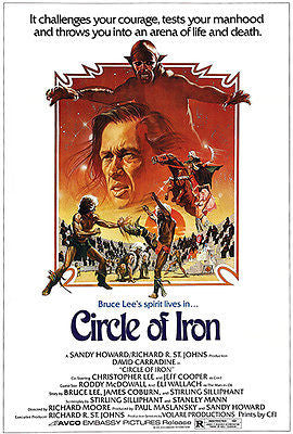 Circle of Iron - 1978 - Movie Poster