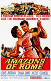 Amazons of Rome - 1961 - Movie Poster