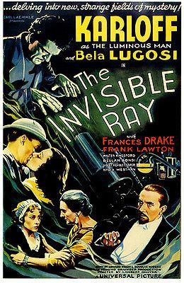 The Invisible Ray - 1936 - Movie Poster Mug