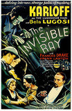 The Invisible Ray - 1936 - Movie Poster