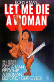 Let Me Die A Woman - 1977 - Movie Poster Magnet