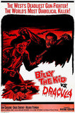 Billy The Kid vs Dracula - 1966 - Movie Poster