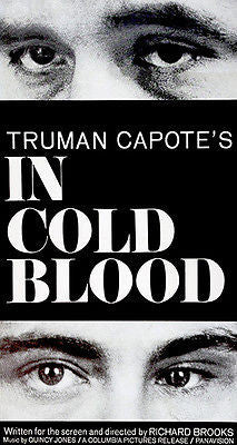In Cold Blood - 1967 - Movie Poster