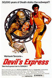 Devil's Express - 1976 - Movie Poster