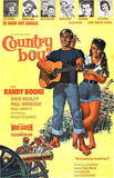Country Boy - 1966 - Movie Poster