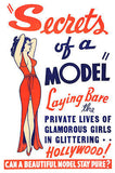 Secrets of a Model - 1940 - Movie Poster