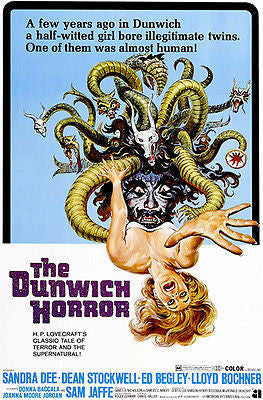 The Dunwich Horror - 1970 - Movie Poster