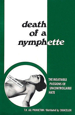Death of a Nymphette - 1967 - Movie Poster