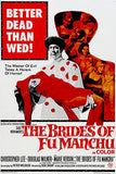 The Brides of Fu Manchu - 1966 - Movie Poster