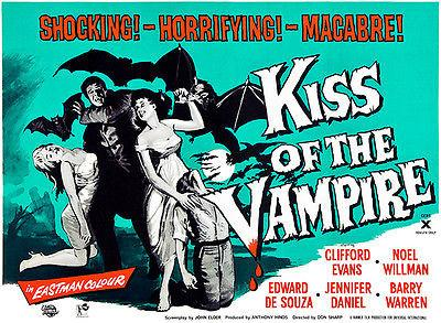 Kiss Of The Vampire - 1963 - Movie Poster Mug