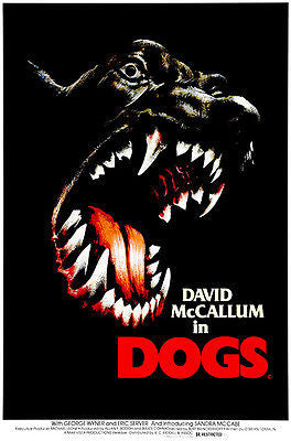 Dogs - 1976 - Movie Poster
