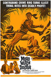 Moro Witch Doctor - 1964 - Movie Poster