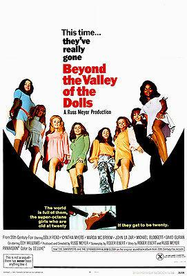 Beyond The Valley Of The Dolls - 1970 - Movie Poster Mug