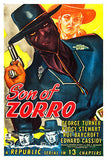 Son of Zorro - 1947 - Movie Poster