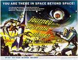 Journey To The Seventh Planet - 1962 - Movie Poster