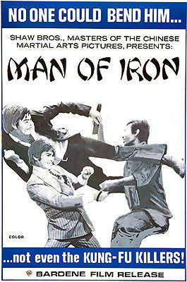 Man Of Iron - 1972 - Movie Poster
