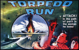 Torpedo Run - 1958 - Movie Poster