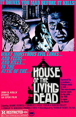House of the Living Dead - 1974 - Movie Poster