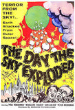 The Day The Sky Exploded - 1958 - Movie Poster
