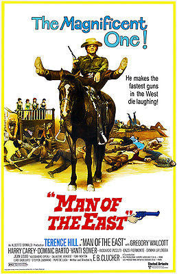 Man Of The East - 1972 - Movie Poster